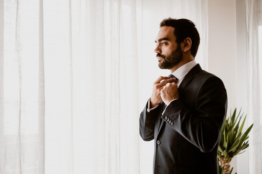 casamento preparacao do noivo