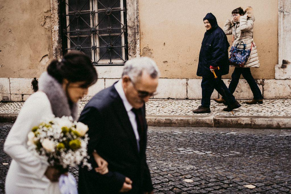 fotografia de casamento street photography