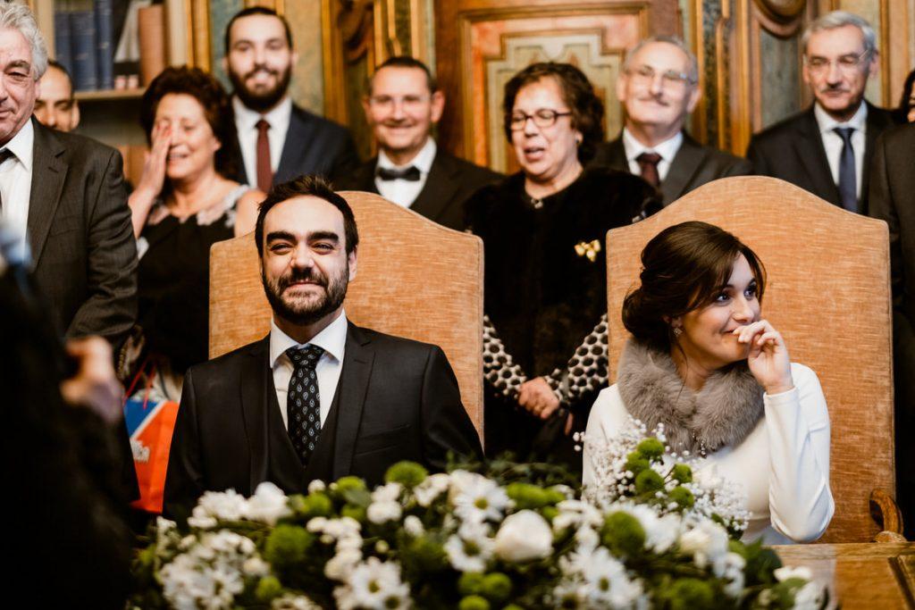 casamento no palacio da cruz vermelha noivos com pais