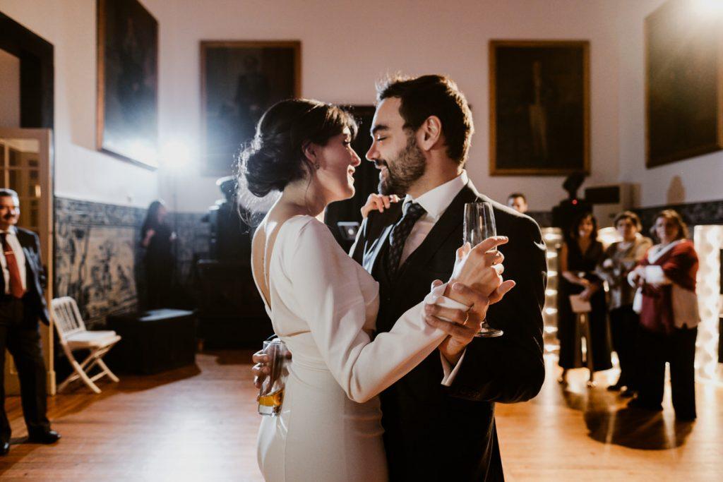 casamento palacio cruz vermelha primeira dança